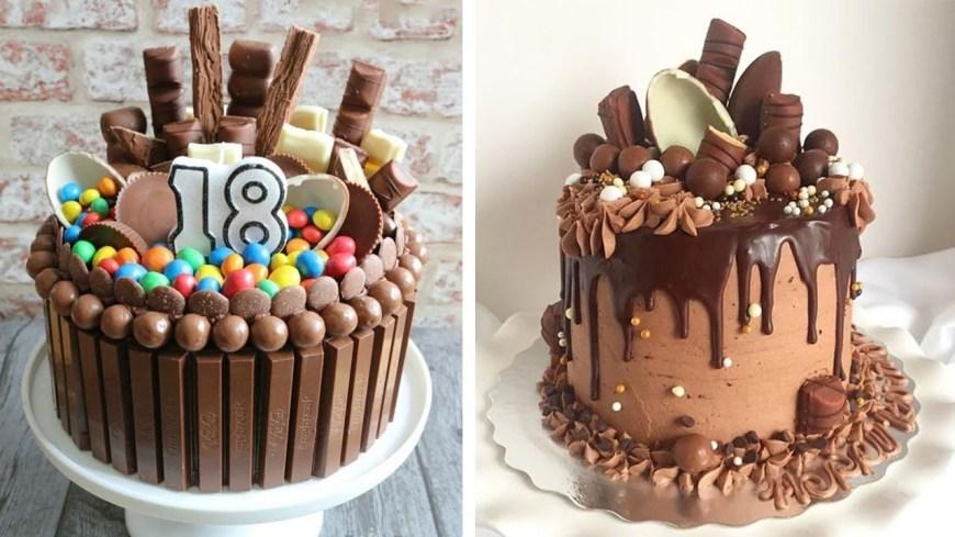 Chocolate Birthday Cake Recipe How To Make Giant Chocolate Birthday Cake Recipe Amazing Chocolate