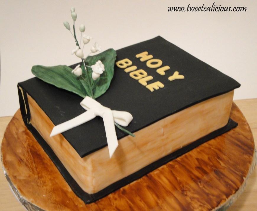Christian Birthday Cakes Bible Birthday Cakes