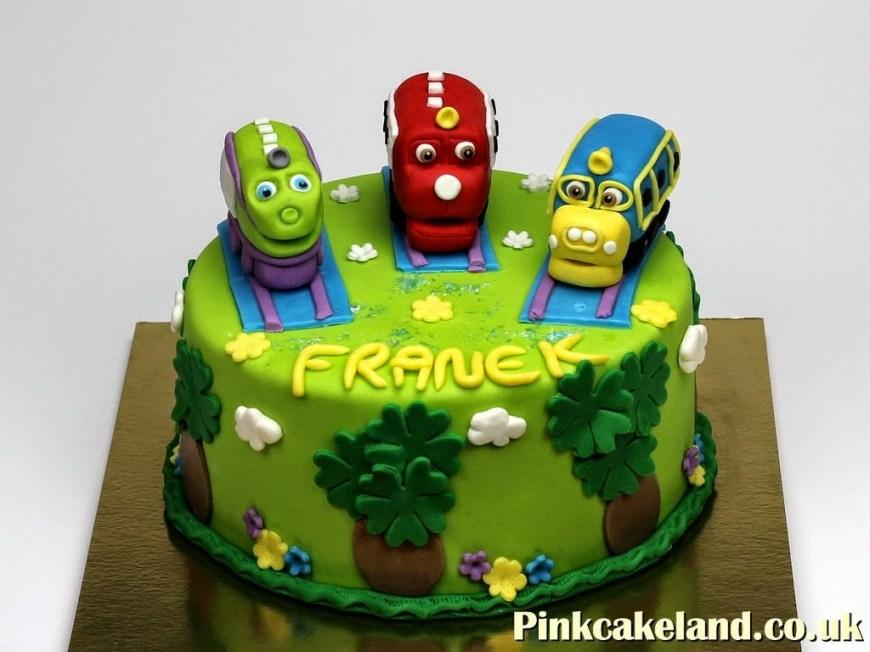 Chuggington Birthday Cake Chuggington Birthday Cakes