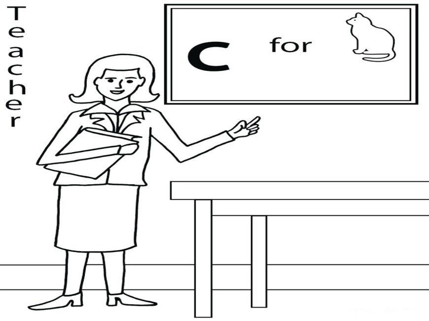 Community Helpers Coloring Pages Community Helper Coloring Pages Projectelysium