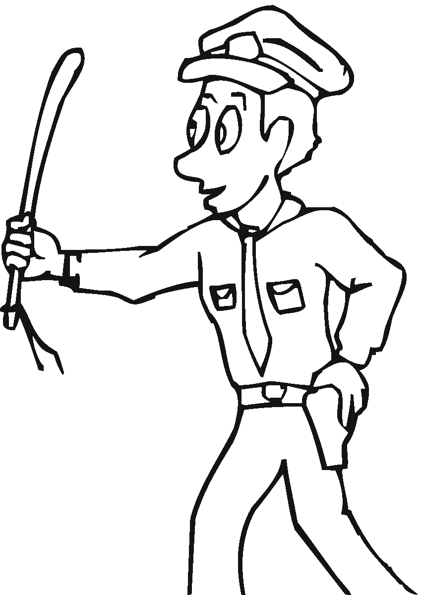 Community Helpers Coloring Pages Fresh Free Printable Munity Helper Coloring Pages For Kids Free