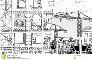 Construction Coloring Pages Construction Coloring Pages Printable Coloring Image
