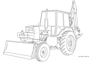Construction Coloring Pages Construction Site Coloring Pages Democraciaejustica Mit