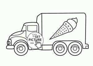 Construction Coloring Pages Free Truck Coloring Pages Awesome Semi Truck Coloring Pages Free