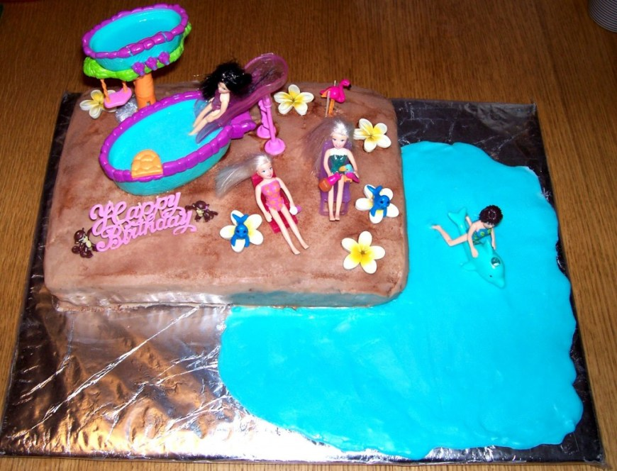 Cool Birthday Cake 9 Easy Cool Cakes For Girls Photo Cool Birthday Cake Cool
