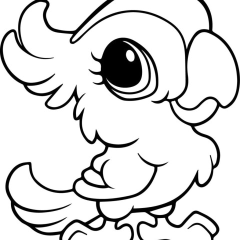 Cute Animals Coloring Pages Coloring Page Amazing Animal Coloring Sheets