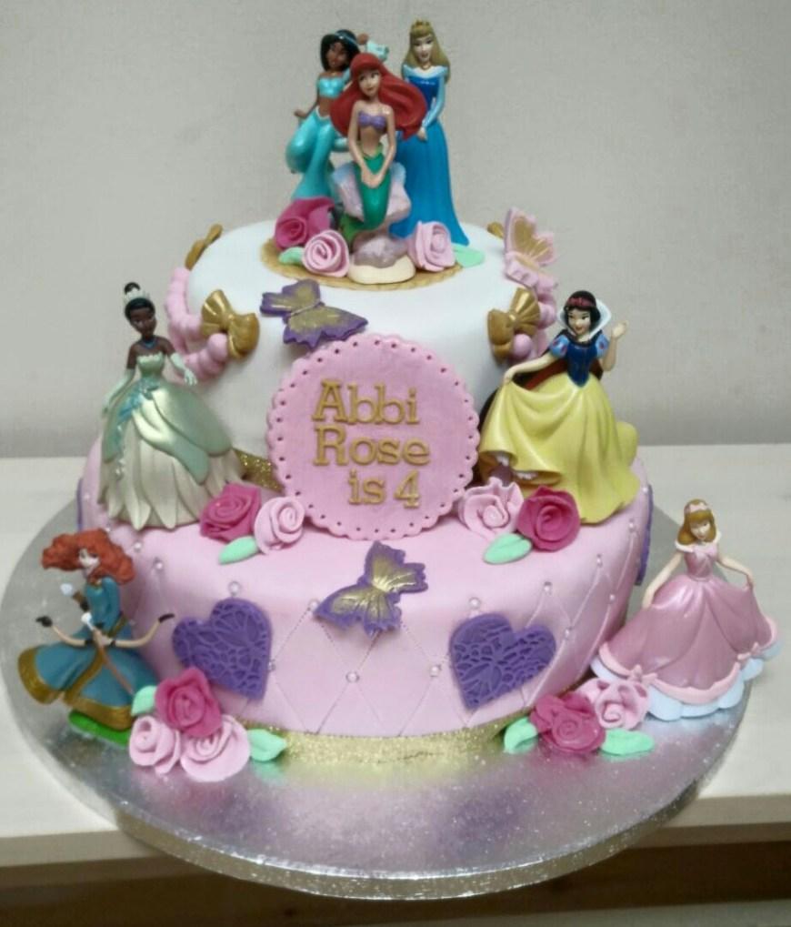 Disney Birthday Cake Disney Celebration Cakes Polka Dot Kitchen