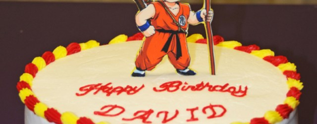 Dragon Ball Z Birthday Cake Dragon Ball Z Birthday Cake Cakecentral