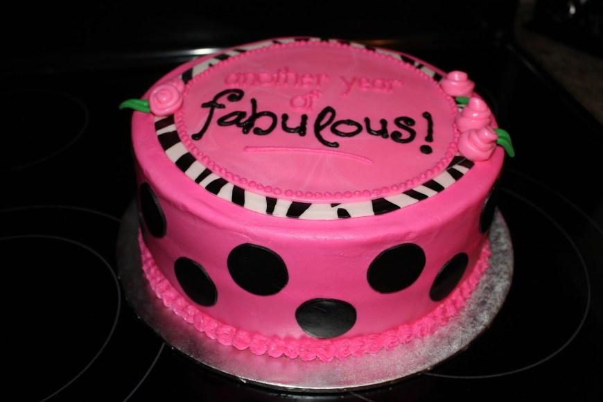 Fabulous Birthday Cakes Fabulous Birthday Cakes