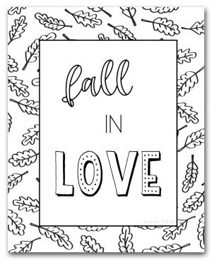 Fall Coloring Pages Free Fall Coloring Pages To Color Sarah Titus
