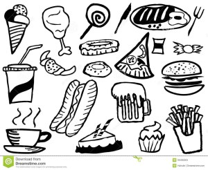 Food Coloring Pages Cute Food Coloring Pages For Kids With Coloring Pages For Kids With