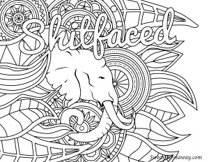 Free Coloring Pages Adults Printable Coloring Pages For Adults Only At Getdrawings Free
