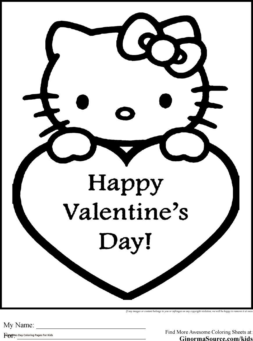 Free Printable Valentine Coloring Pages Free Printable Valentine Coloring Page Printable Coloring Page For