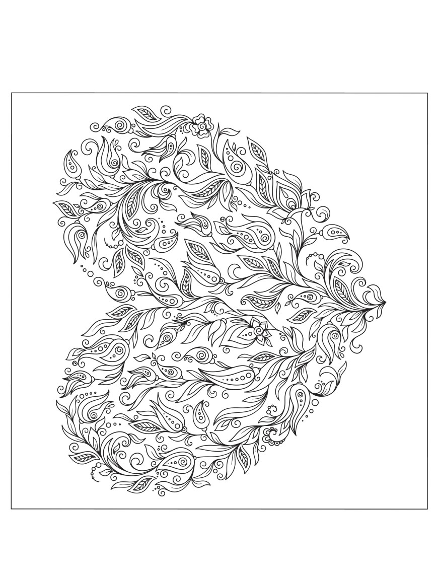 Free Printable Valentine Coloring Pages Valentine Coloring Pages For Adults 20 Free Printable Valentines