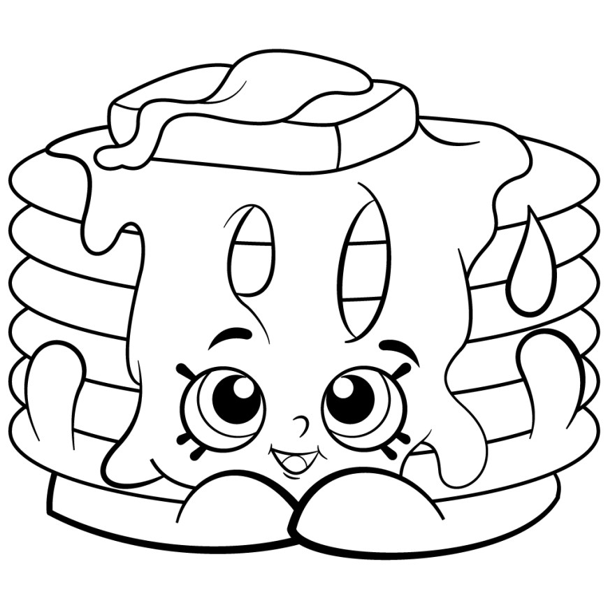 Free Shopkins Coloring Pages Shopkins Coloring Pages Best Coloring Pages For Kids