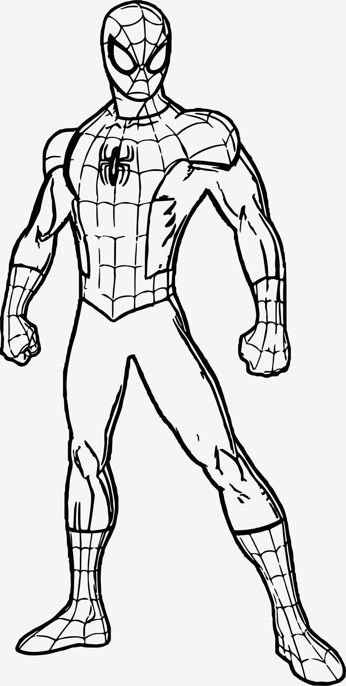 Free Spiderman Coloring Pages 016 Malbuch Free Printable Spiderman