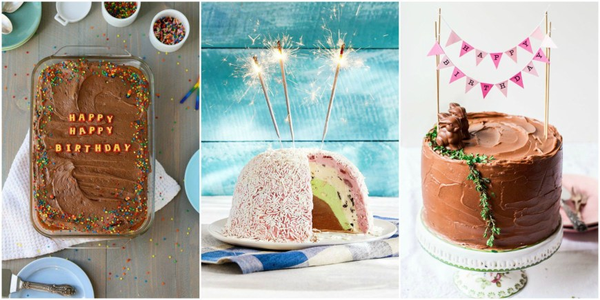 Fun Birthday Cakes 24 Homemade Birthday Cake Ideas Easy Recipes For Birthday Cakes