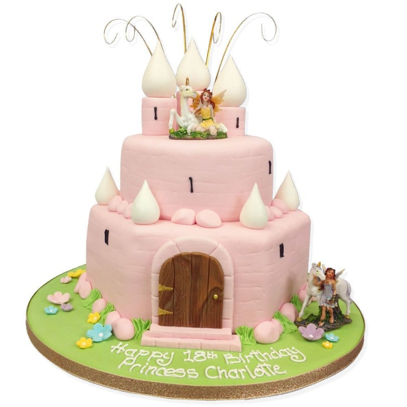 Girl Birthday Cake Ideas Birthday Cakes For Children Of All Ages