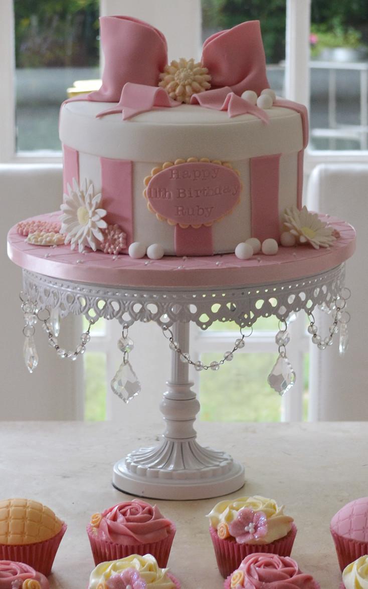 Girl Birthday Cake Ideas Girls Birthday Cake Bespoke Celebration Cakes For All Occasions