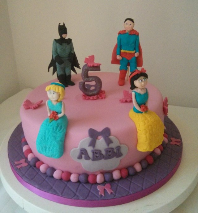 Girls Birthday Cakes Wedding From Maureens