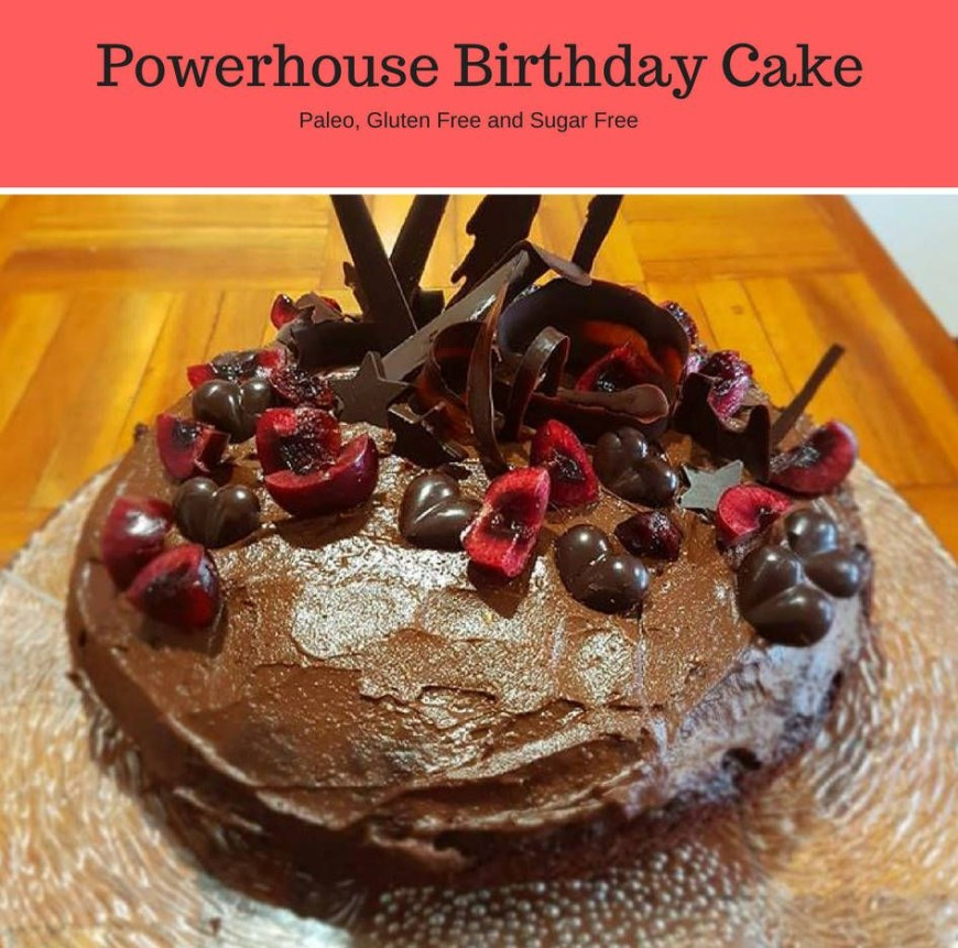 Gluten Free Birthday Cakes Powerhouse Cacao Birthday Cake Honestly Natural