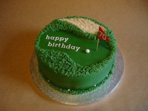 Golf Birthday Cakes Golf Birthday Cake Think Im Gonna Try This Today Recipes Golf