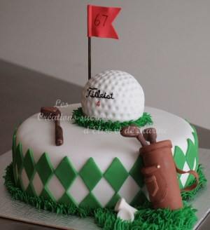 Golf Birthday Cakes Top Golf Cakes Cakecentral