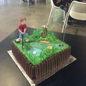 Golf Birthday Cakes X Golf The Evolution Of Birthdays And Why We Celebrate Them