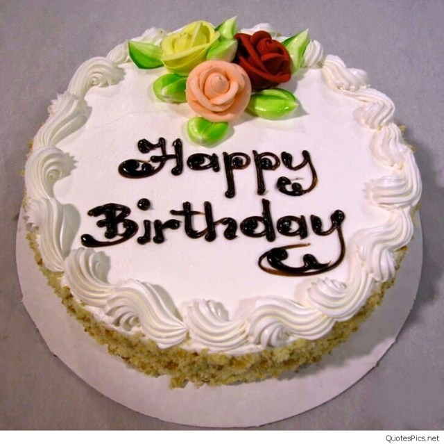 Happy Birthday Cake Pic Amazing Happy Birthday Cake Wallpapers Hd