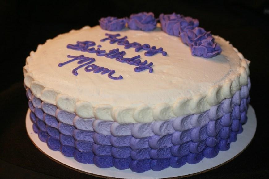 Happy Birthday Mom Cake Danicakes Moms Birthday