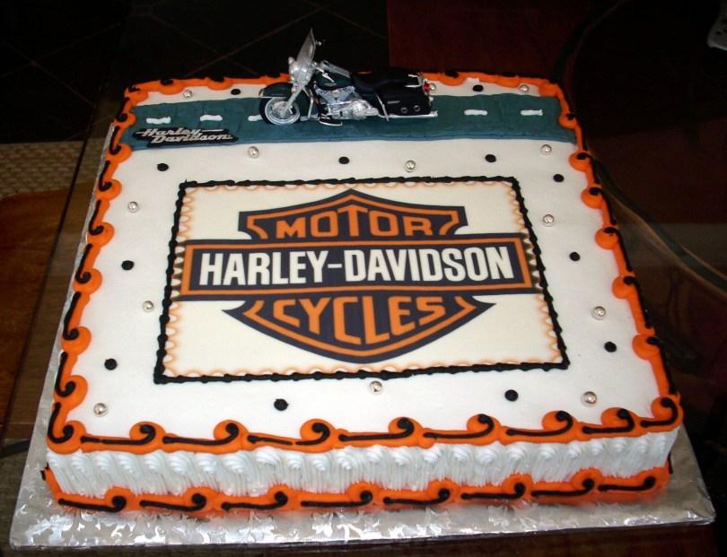 Harley Davidson Birthday Cakes Pin Katie Ehlen On Cakes Pinterest Harley Davidson Birthday