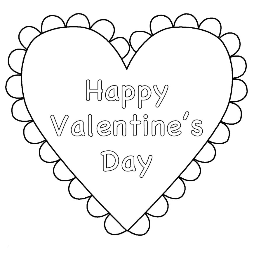 Hearts Coloring Pages Cool Valentines Day Hearts Coloring Pages Photos Of Pretty Wonderful