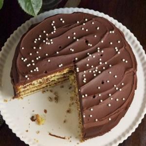 Homemade Birthday Cake Recipe Birthday Cake Scarpetta Dolcetto