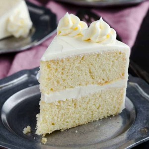 Homemade Birthday Cake Recipe Homemade Vanilla Cake Recipe Baked An Introvert