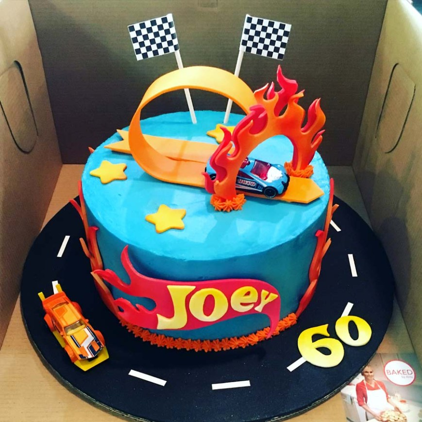 Hot Wheels Birthday Cake Baked Amy Hot Wheels Cakes Birthday Baked Amy