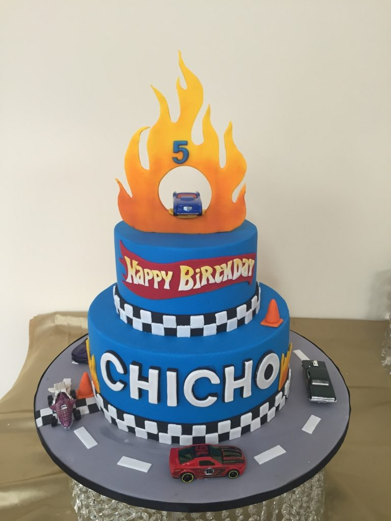 Hot Wheels Birthday Cake Novelty Cakes Melbourne