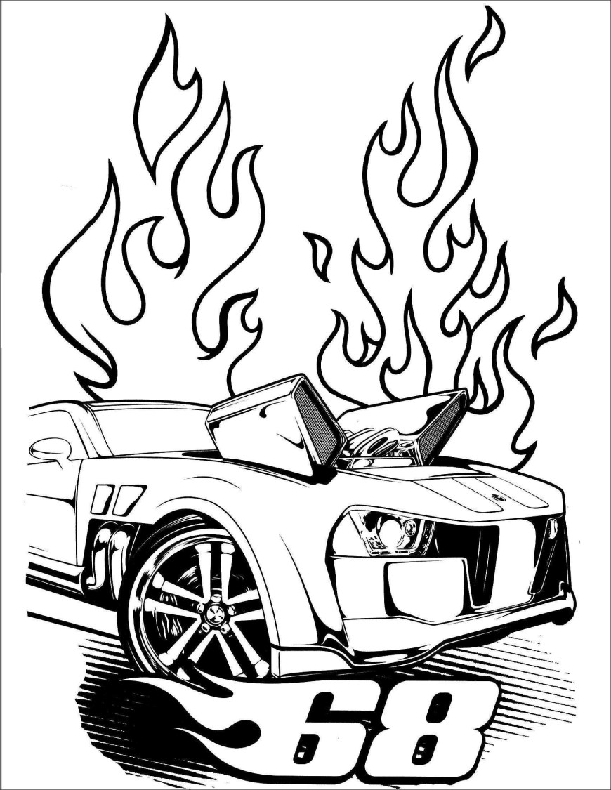 Hot Wheels Coloring Pages Wwe Ausmalbilder Aufnahme Team Hot Wheels Coloring Pages 4 School