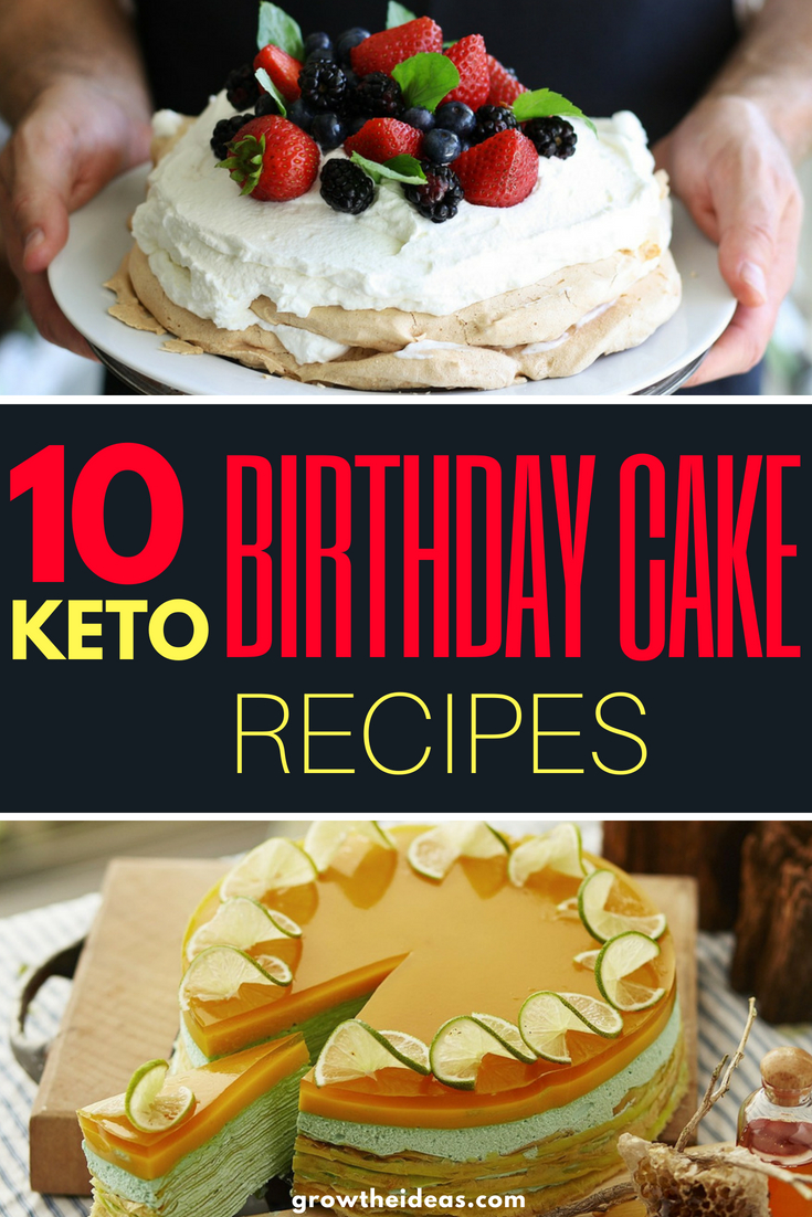 Huge Birthday Cake 10 Keto Birthday Cake Recipes In Minutes Celebrate Memories Without
