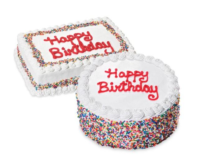 Ice Cream Birthday Cake Birthday Cakes Made With Your Favorite Ice Cream At Cold Stone Creamery
