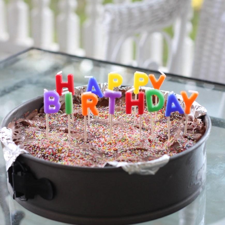 Ice Cream Birthday Cake Ice Cream Cake