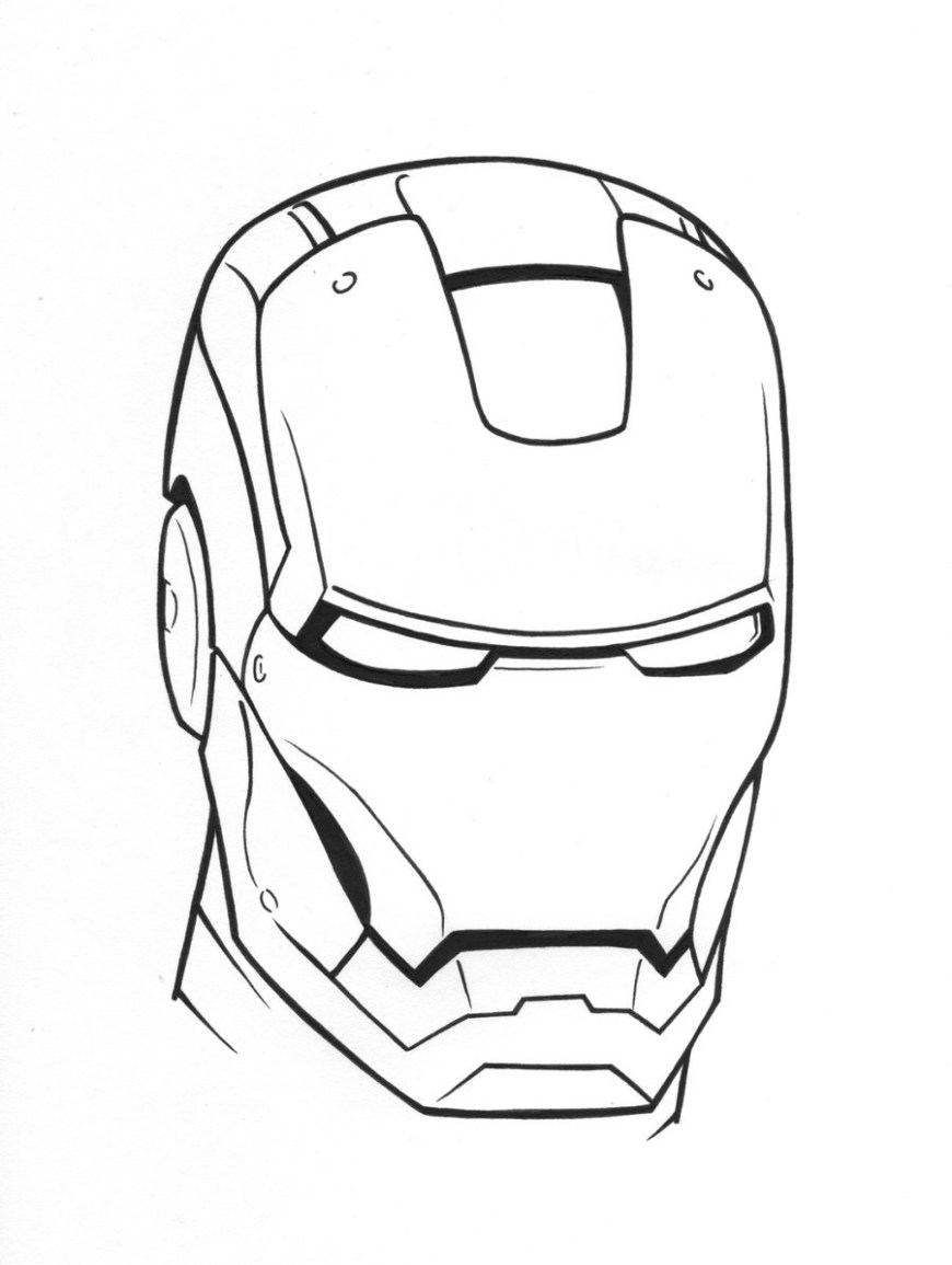 Iron Man Coloring Page Iron Man Coloring Pages Games Coloring Pages 16538 Bestofcoloring