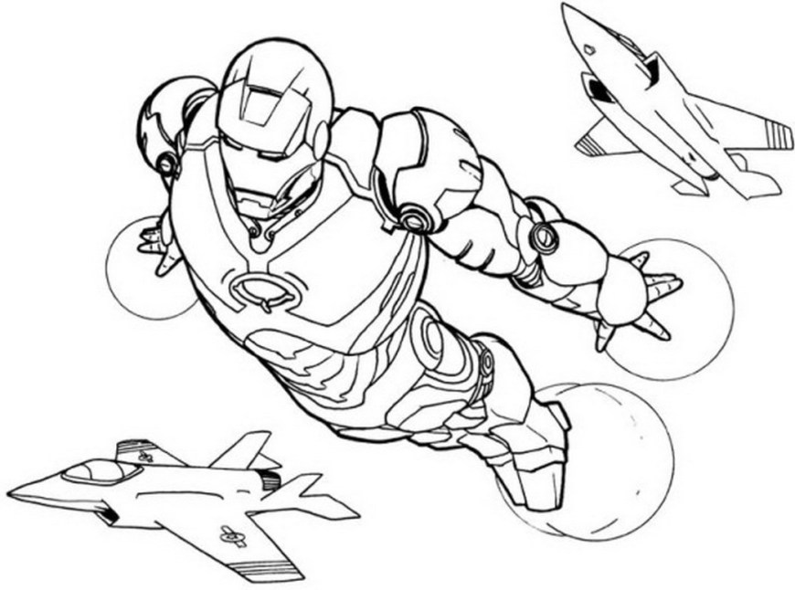 Iron Man Coloring Page Iron Man Face Coloring Pages At Getdrawings Free For Personal