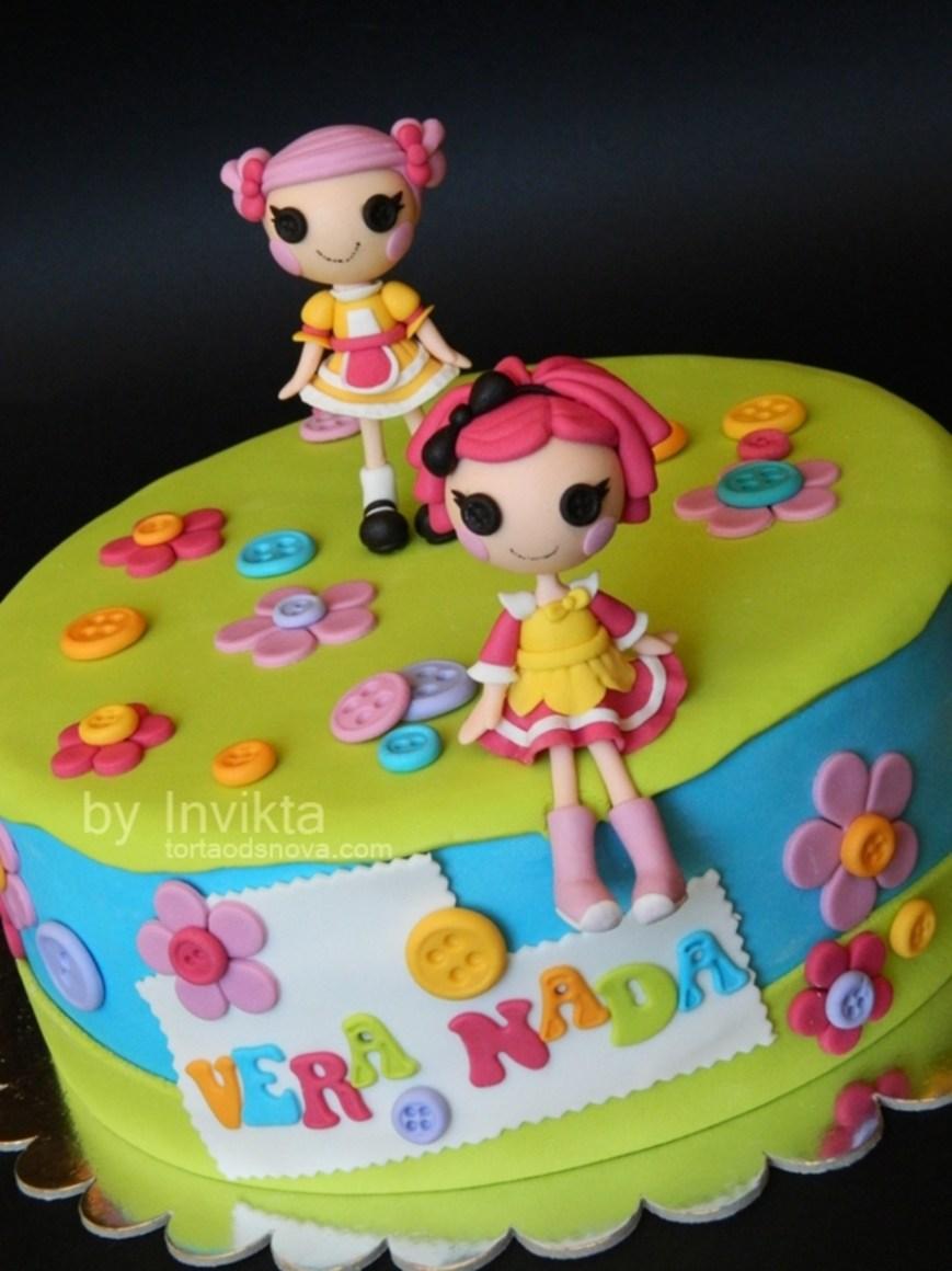 Lalaloopsy Birthday Cake Lalaloopsy Birthday Cake Cakecentral