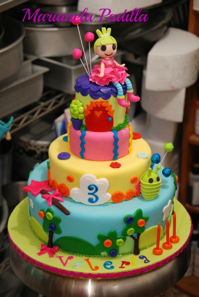 Lalaloopsy Birthday Cake Lalaloopsy Birthday Cake This Cake Was Inspired Other Cake