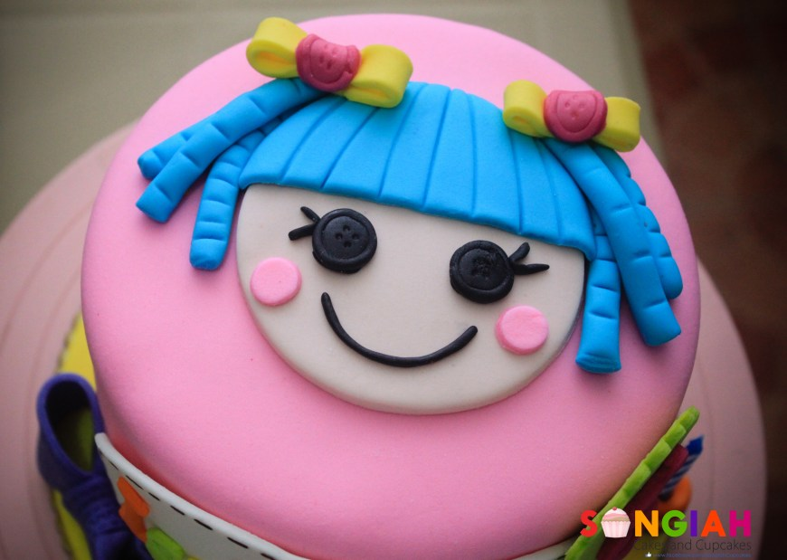 Lalaloopsy Birthday Cake Songiah Lalaloopsy Birthday Cake
