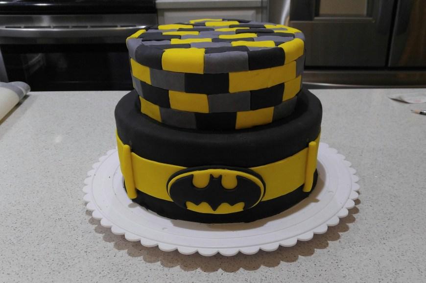 Lego Birthday Cake Lego Batman Birthday Cake Cakewin