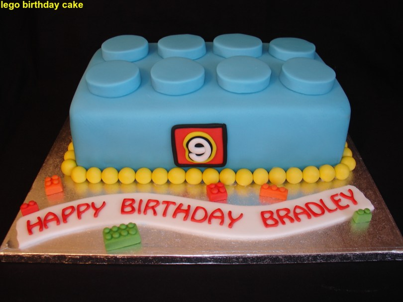 Lego Birthday Cake Lego Birthday Cake 2015 The Best Party Cake