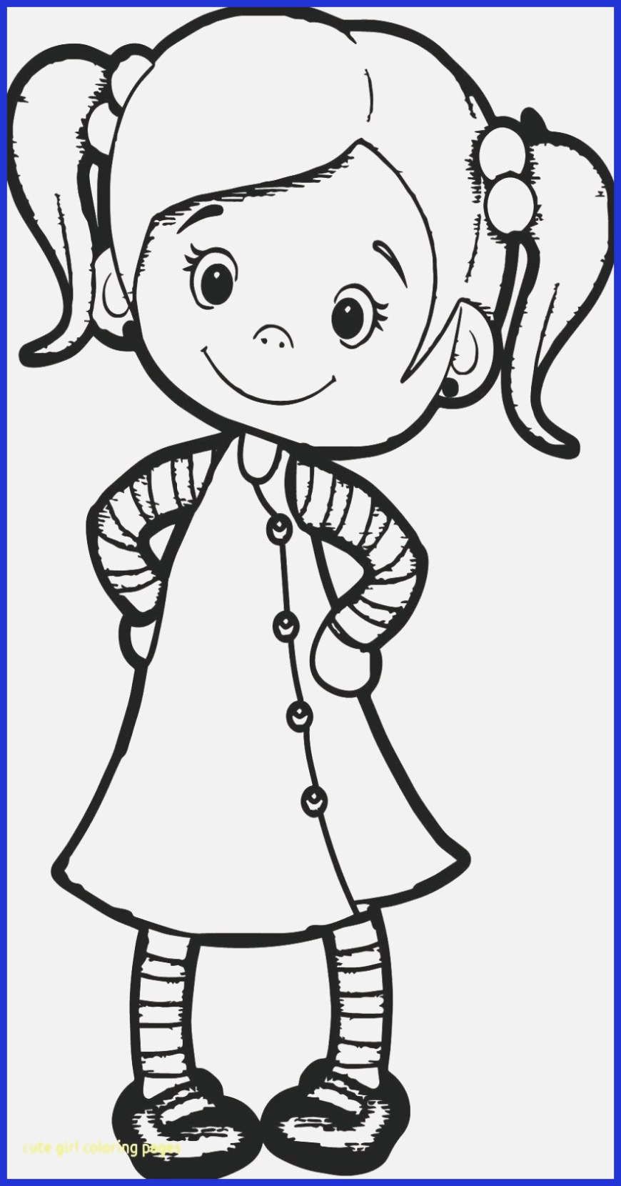 Little Girl Coloring Pages Little Girl Coloring Pages 30 Fresh Cute Coloring Pages Girls Www
