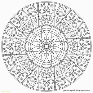 Mandalas Coloring Pages Geometric Mandalas Coloring Pages Collection For Mandala Coloring