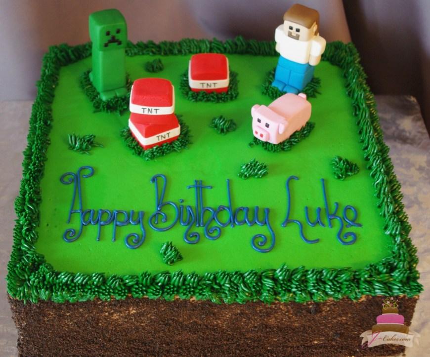 Minecraft Birthday Cake Ideas 517 Minecraft Theme Sheet Cake Kids Cakes Pinterest Cake